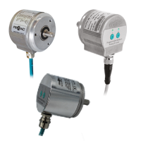 Absolute Analog Rotary Encoders