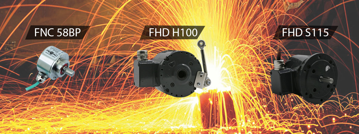 FENAC HEAVY DUTY ENCODERS
