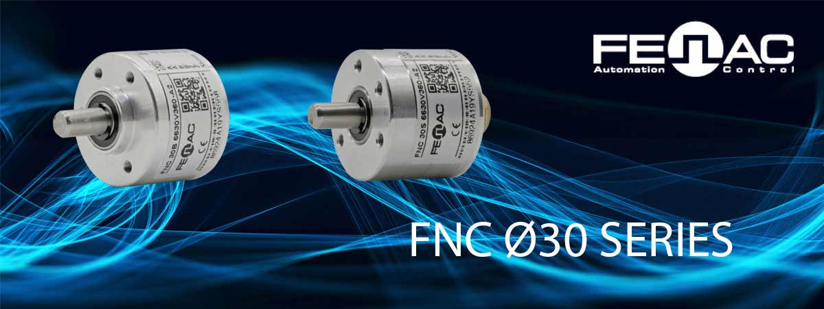 FNC Ø30 Series Encoder